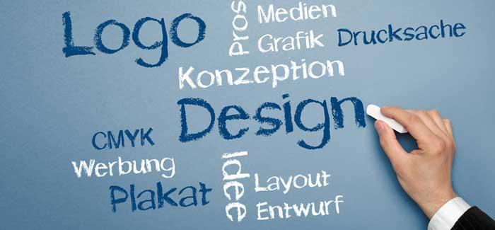 Logos, Design usw.